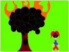 Tree on Fire!!