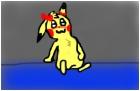 cute pikachue