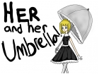 Her and Her Umbrella