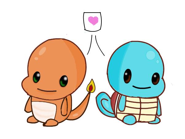 Pokemon chibis <3