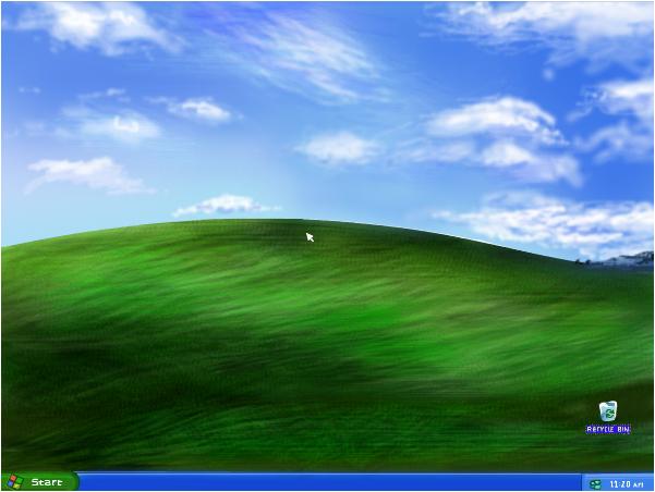 Windows XP LOL