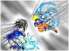 Typical Naruto Clash