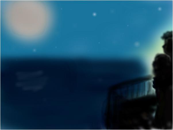 Amarsi in una notte stellata