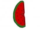 A Bitten Watermelon
