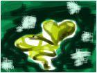 Monis heart for Fishi