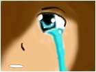 Crying girl