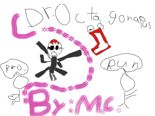 DR.octagonapus strikes again!!!