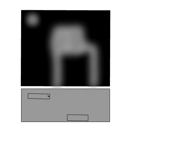 Dark Room and Antechamber