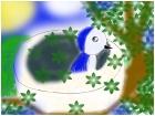 blue bird for jullia