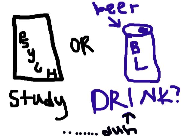 DRINKING IS FUN LOLZ