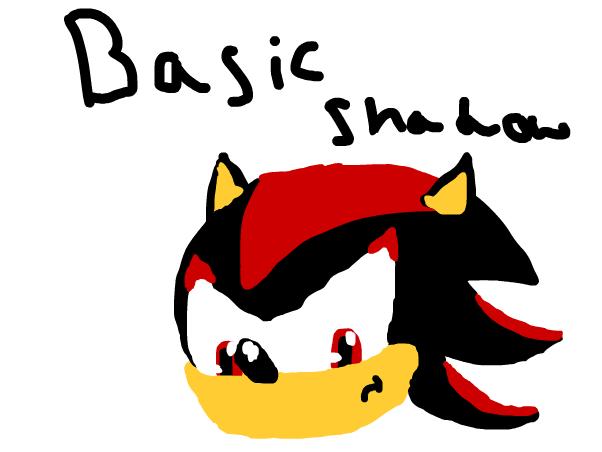 basic shadow