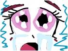 Anime crying