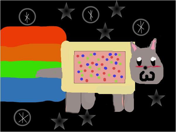 Nyan Cat FAIL edition